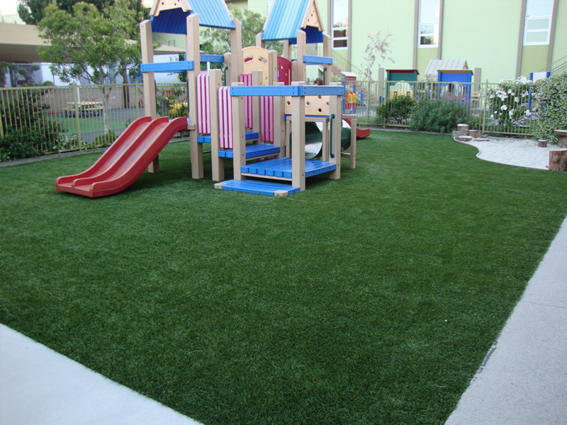 Kids Playground Artificial Grass