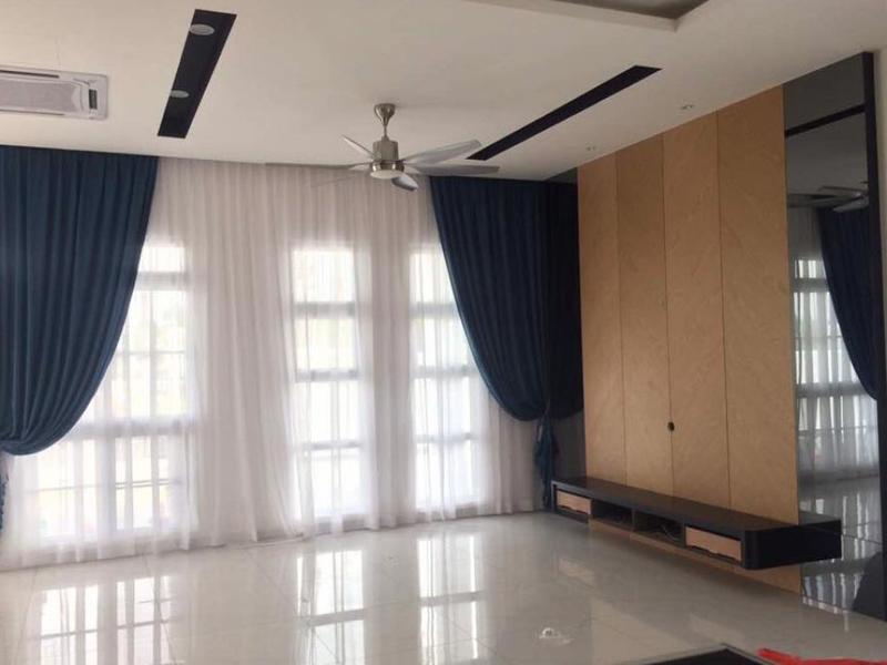 Motorized Curtains