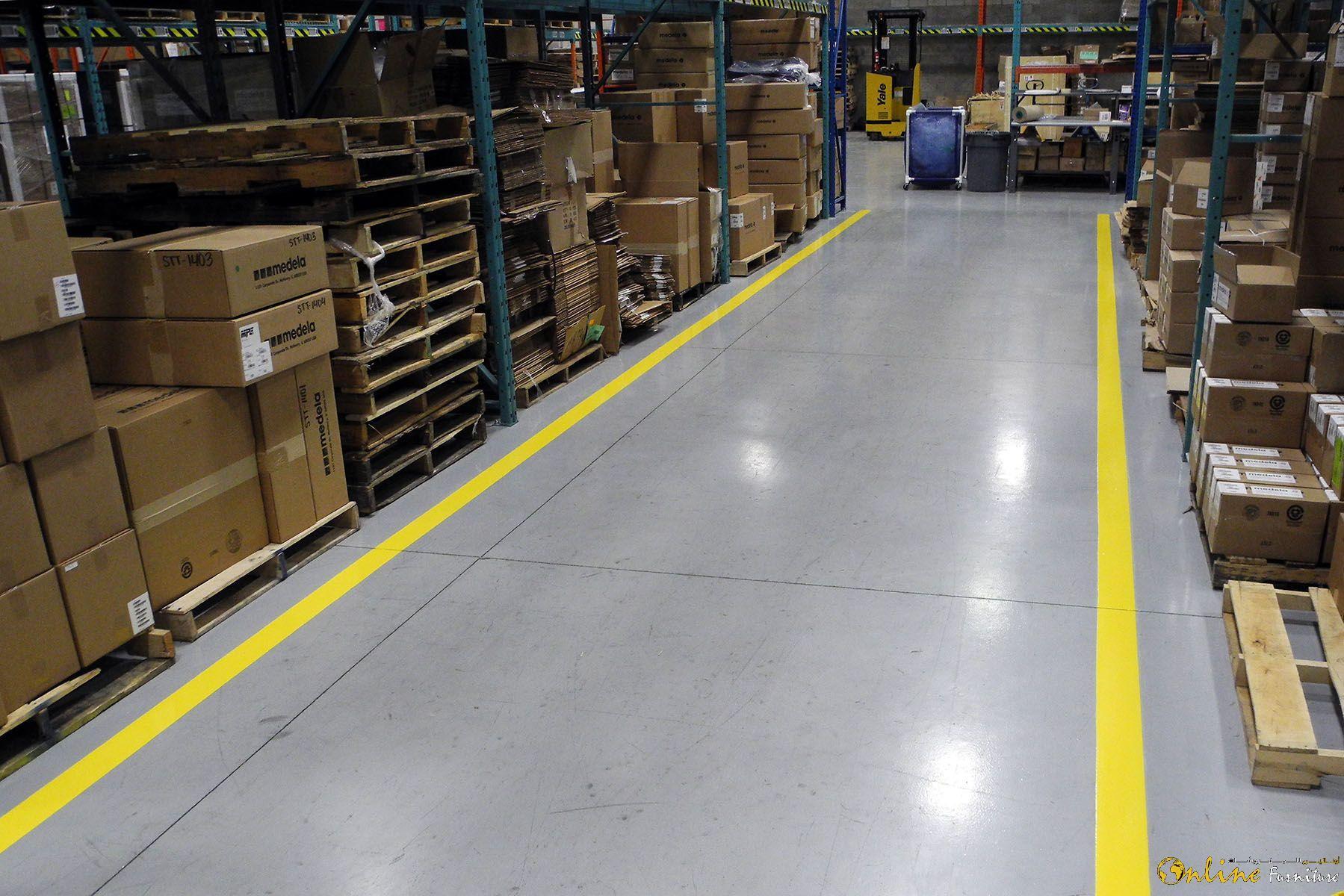 Factories Vinyl Flooring