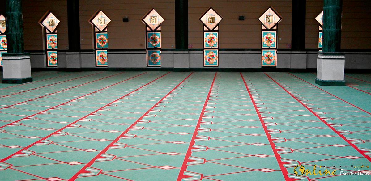 Mosque PVC flooring