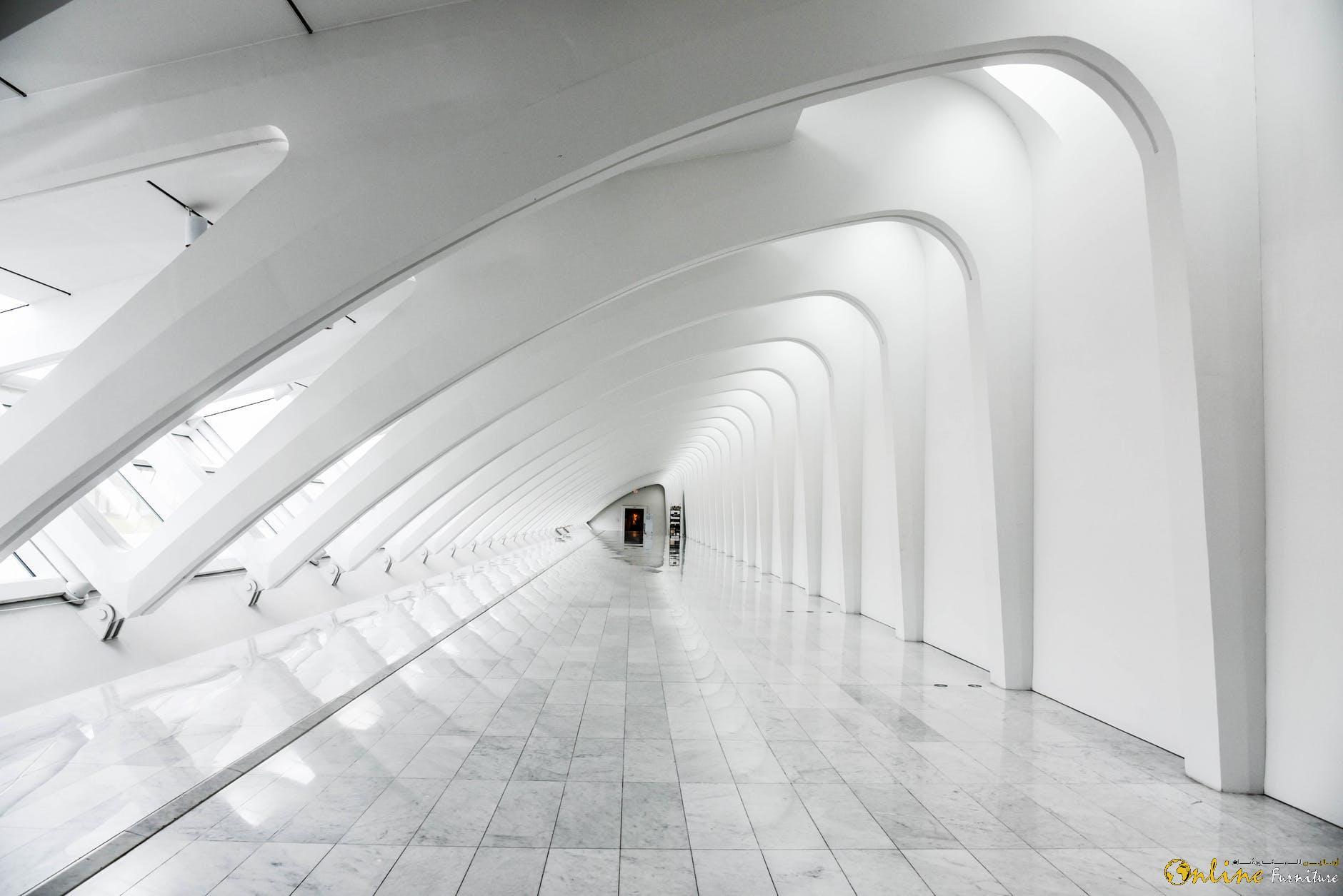 White PVC Flooring